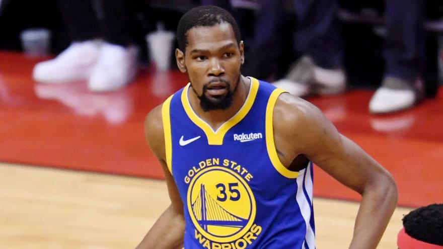 Warriors unlikely to explore delayed sign-and-trade with Kevin Durant