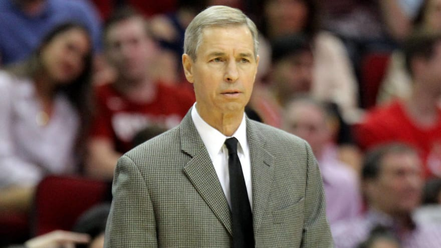 Report: Rockets fire top defensive assistant coach Jeff Bzdelik