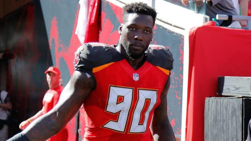 Bruce Arians: Jason Pierre-Paul will need at least five months to recover