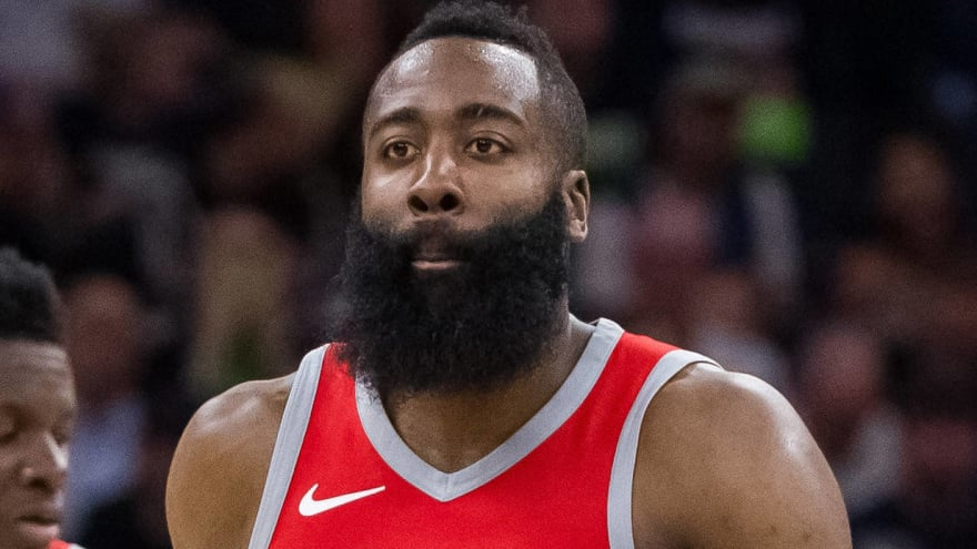 bc1f8b0205b4 Report  James Harden accused of  roughing up  woman at nightclub ...