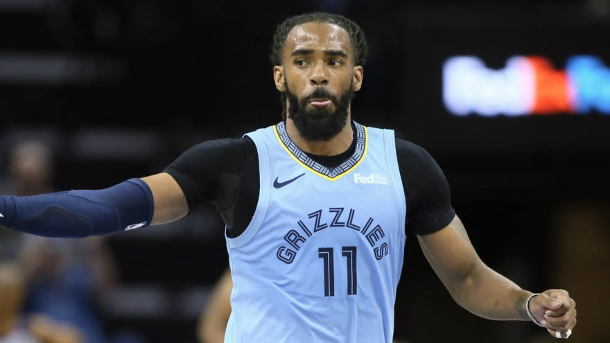 Grizzlies expected to draft Ja Morant, deal Mike Conley