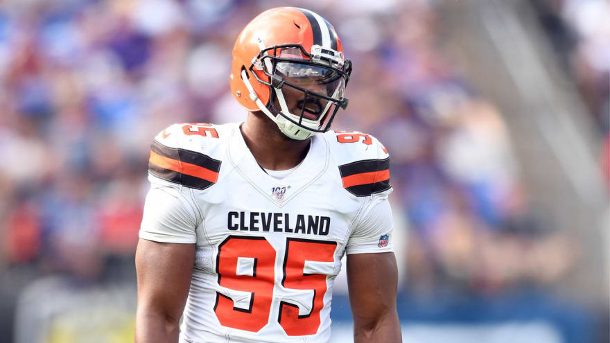 Report Browns Set To Offer Myles Garrett Massive Contract Extension Yardbarker