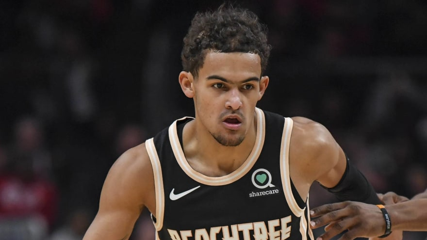 Hawks' Trae Young calls constant Luka Doncic comparisons 'annoying'