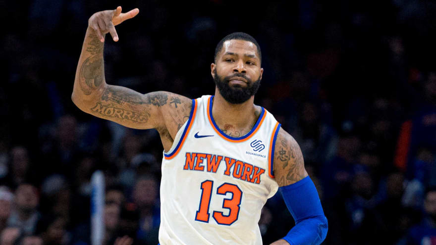 Image result for marcus morris knicks usa today