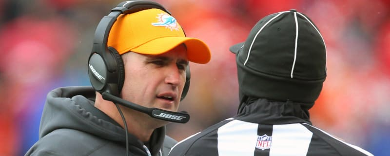 a2f45bf68 Miami Dolphins Darren Rizzi makes a case to be a head coach