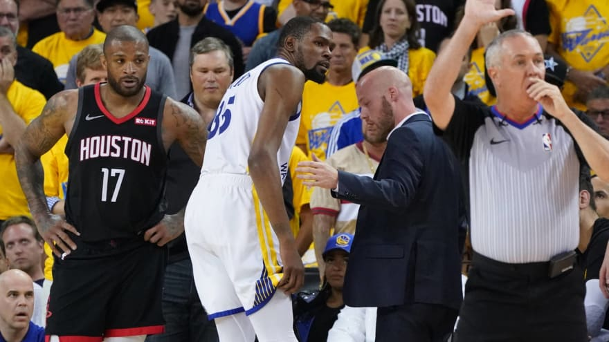 16e03b6eb877 Warriors rule out Achilles injury for Kevin Durant