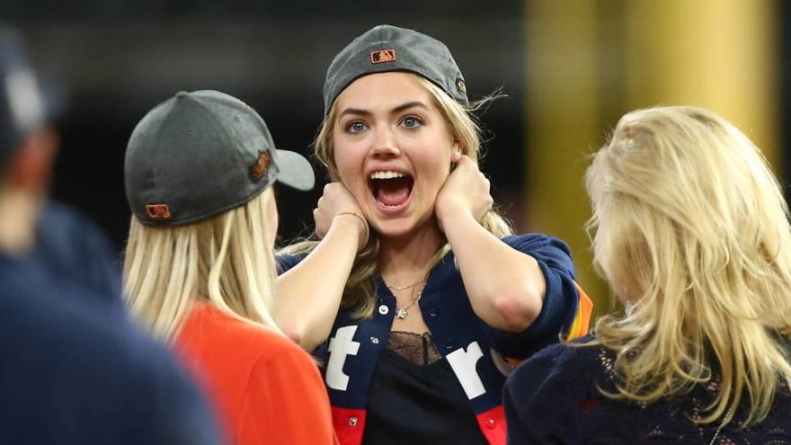 Kate Upton Astros Jacket