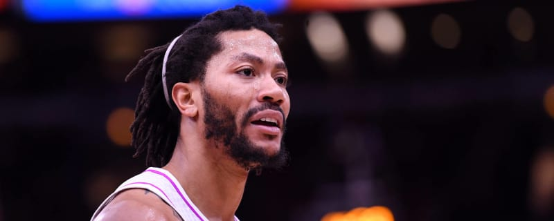 88c58d089e487 Derrick Rose humbled by All-Star voting   It s touching