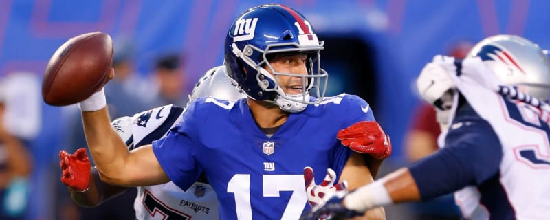 Report  Giants still intend to play Kyle Lauletta this season 1db9a7dca