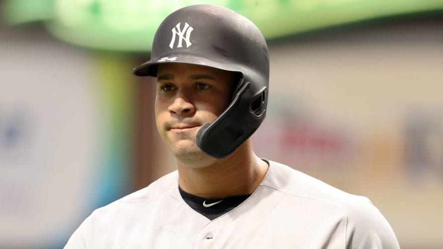 Report: Yankees could have traded Gary Sanchez to Mets