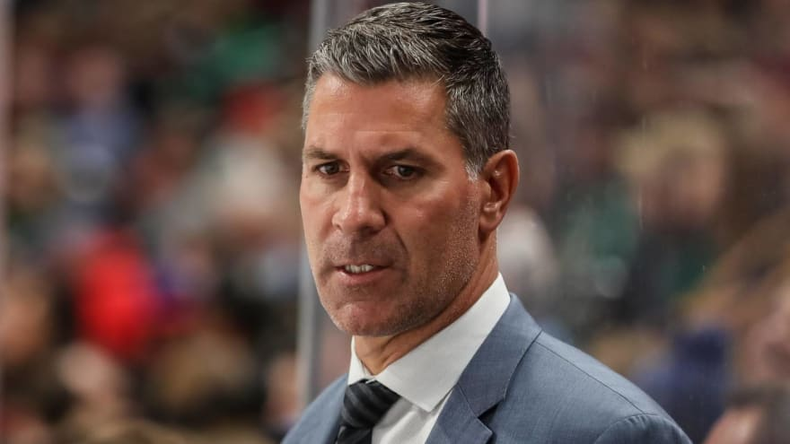 Avalanche ink head coach Jared Bednar to two-year extension