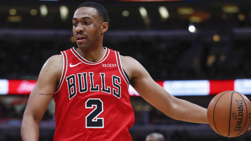 c77dff63b Report  Bulls to take Jabari Parker out of their rotation ...