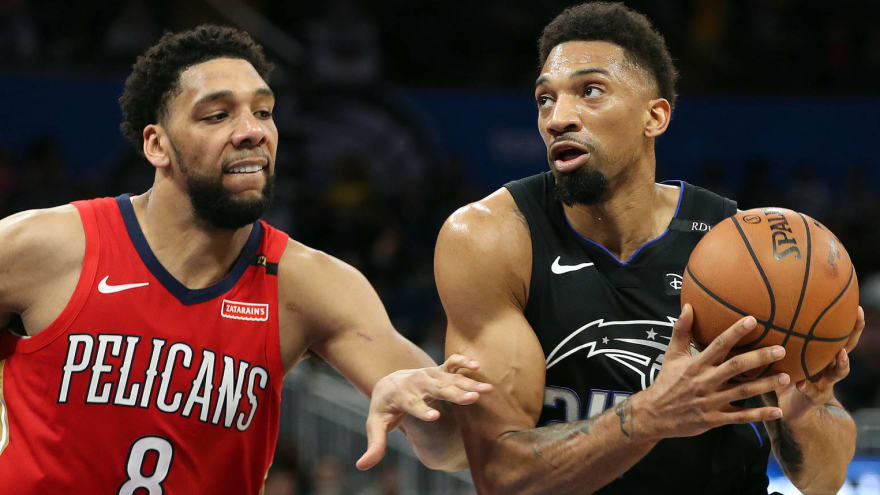 outlet store a2b6a d8dc4 Magic extend qualifying offer to Khem Birch, Amile Jefferson ...
