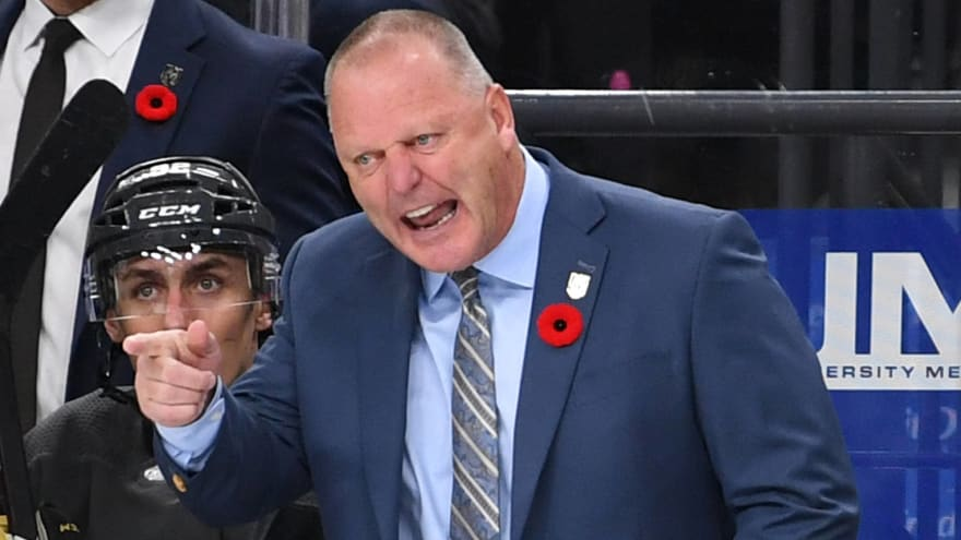 Should the Stars consider hiring fired Golden Knights coach Gerard Gallant?
