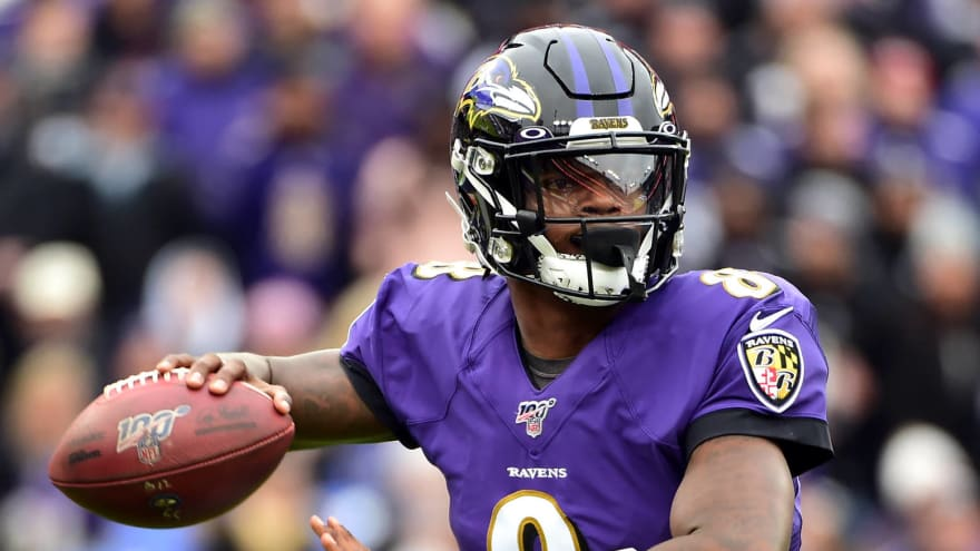 Ravens did all they could to keep drafting Lamar Jackson a secret