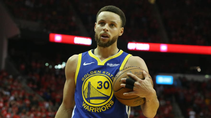 Stephen Curry has insane free throw streak late in playoff games