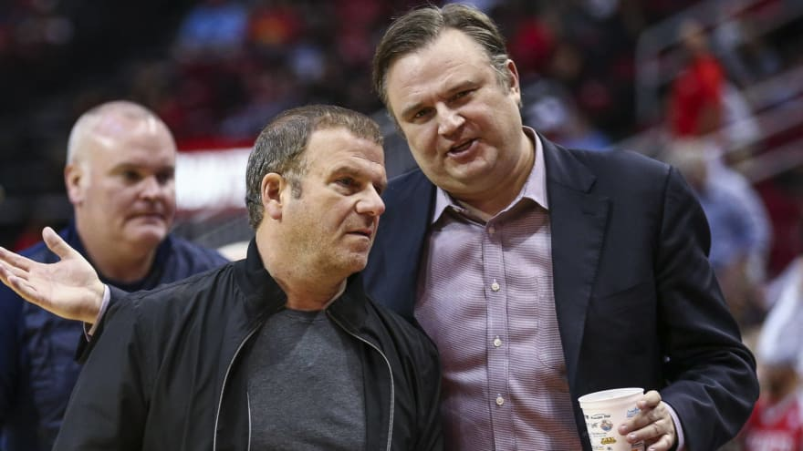 Why Rockets' Daryl Morey might welcome losing job over tweet