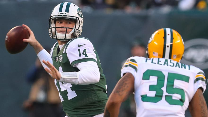 4fab9877 Sam Darnold 2.0: How Jets' QB can build on promising rookie season ...