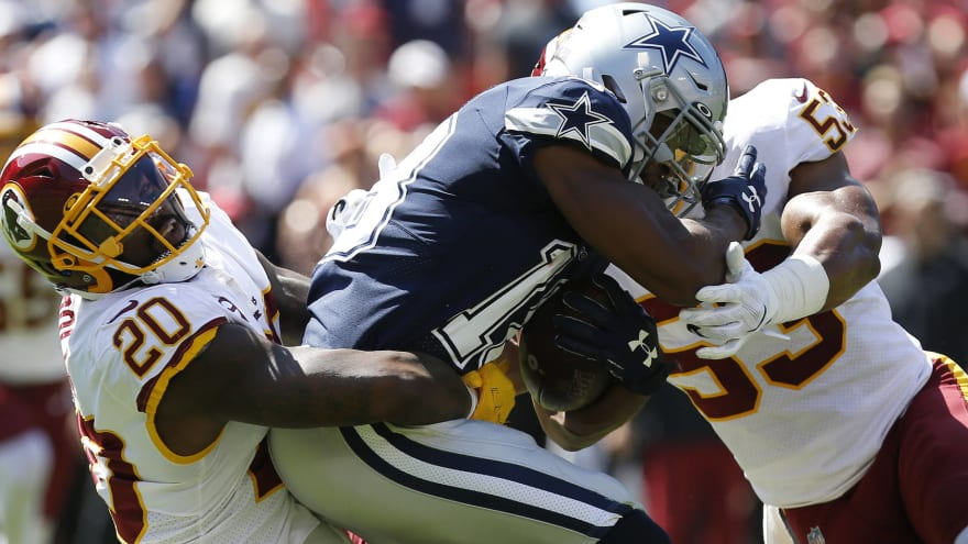 Week 6 NFL mismatches: Why a Falcon could excel, Cowboy may stumble