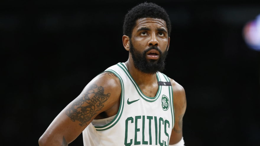Report: Interested NBA teams have become wary of moody Kyrie Irving