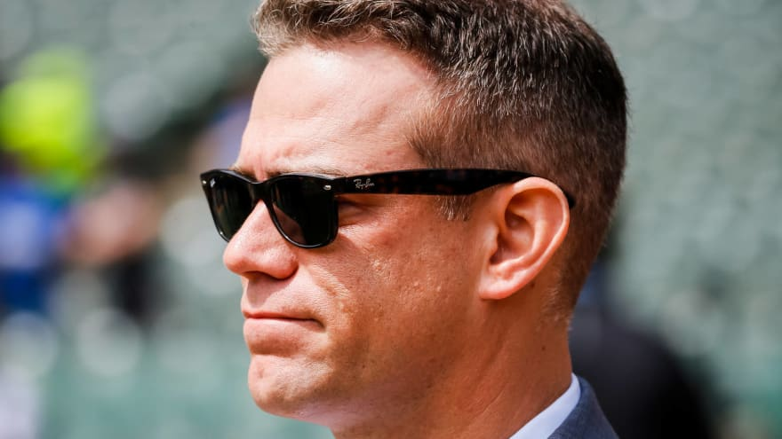 Theo Epstein under fire as Cubs' slide continues
