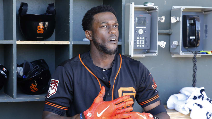 Indians sign Cameron Maybin to minor league deal