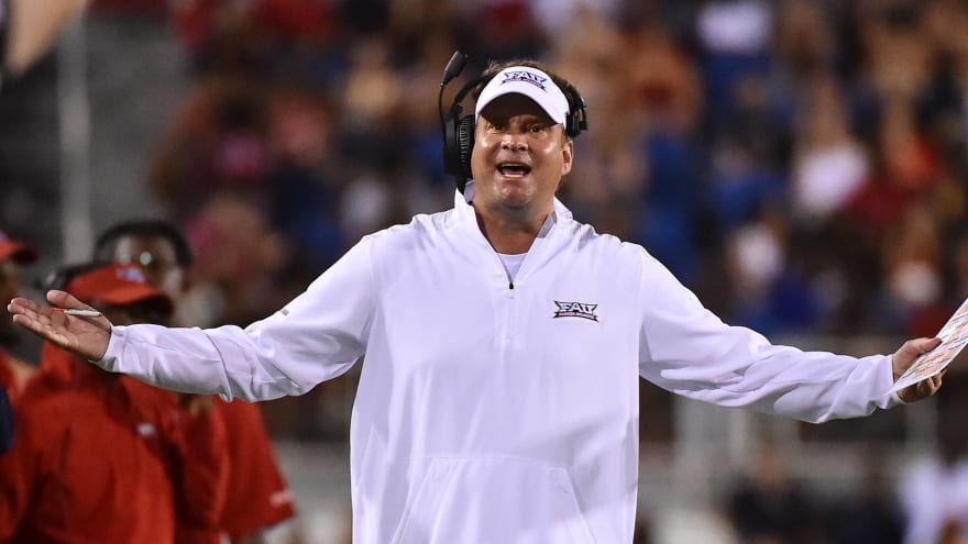 Report: Lane Kiffin 'nearing deal' to become next head coach at Ole Miss