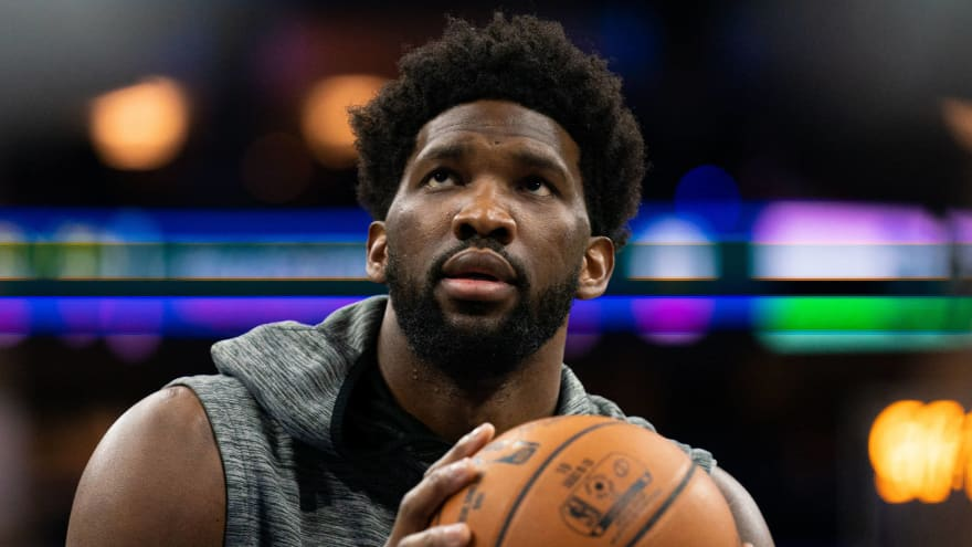 Joel Embiid agrees with criticism from Shaq, Charles Barkley