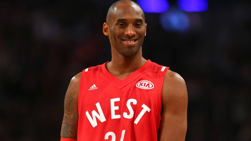detailed look 38044 73d54 Kobe Bryant's final ASG jersey sells for over $100,000 ...