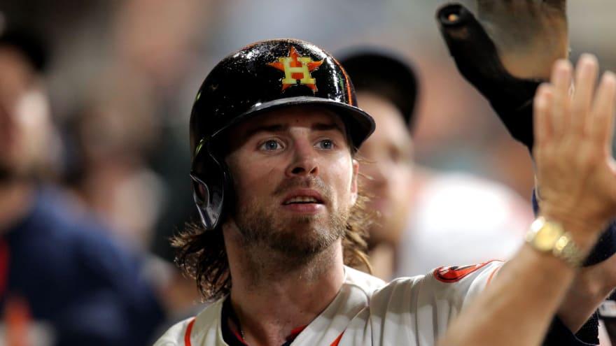 ce563965b Josh Reddick out until playoffs with back issue
