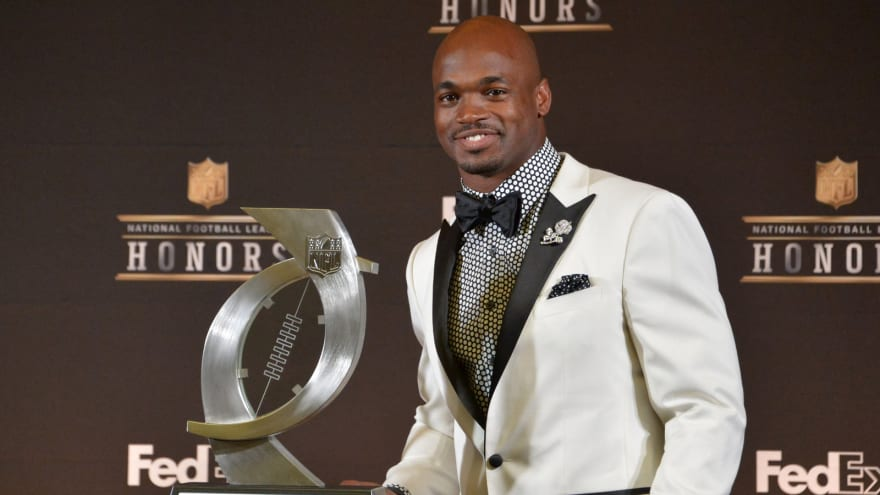 Image result for nfl honors adrian peterson