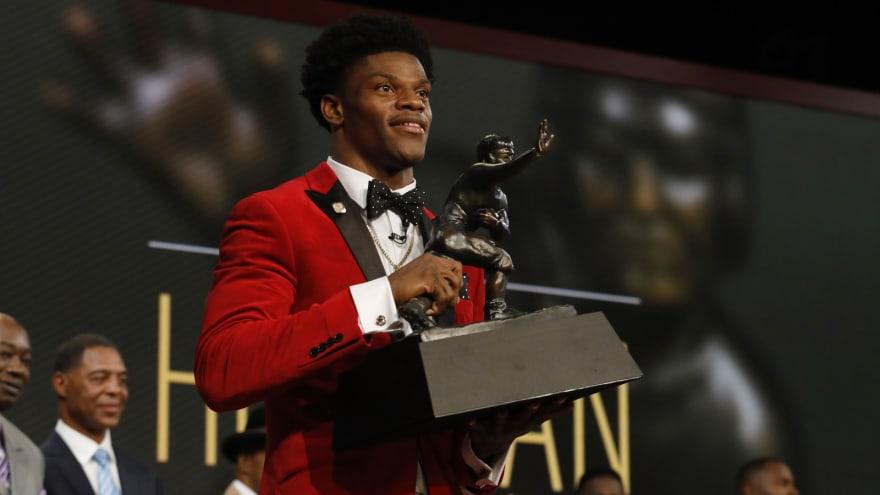 Who won the Heisman Trophy the year you were born? | Yardbarker
