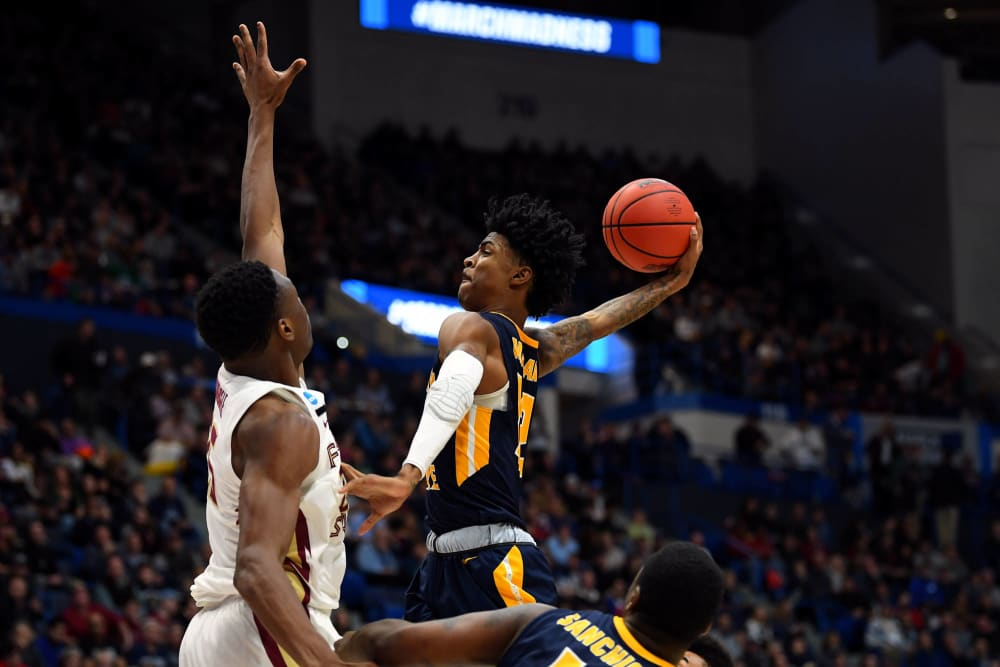 NBA mock draft 7.0: First and second rounds