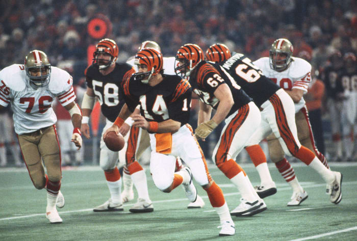 Super Bowl XVI: Bengals vs. 49ers