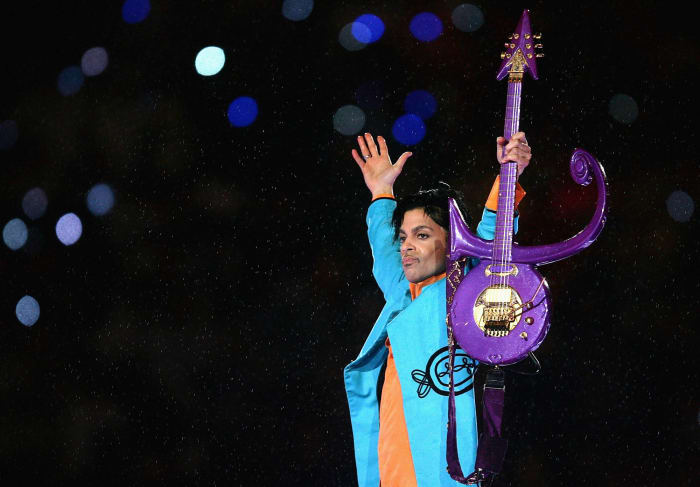 Super Bowl XLI halftime show - Prince