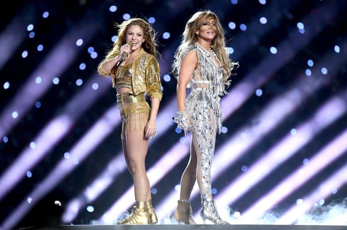Super Bowl LIV halftime show- Shakira & Jennifer Lopez