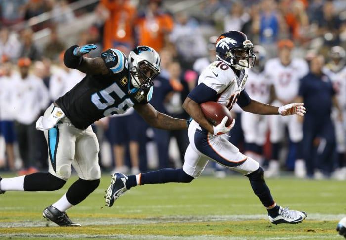 Super Bowl 50: Broncos vs. Panthers