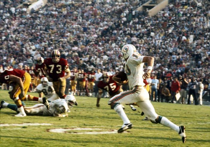 Jake Scott: Super Bowl VII