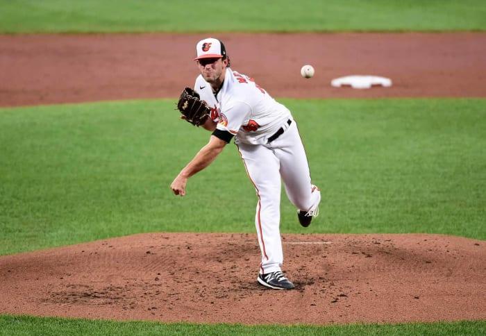 Orioles de Baltimore: John Means, Sp