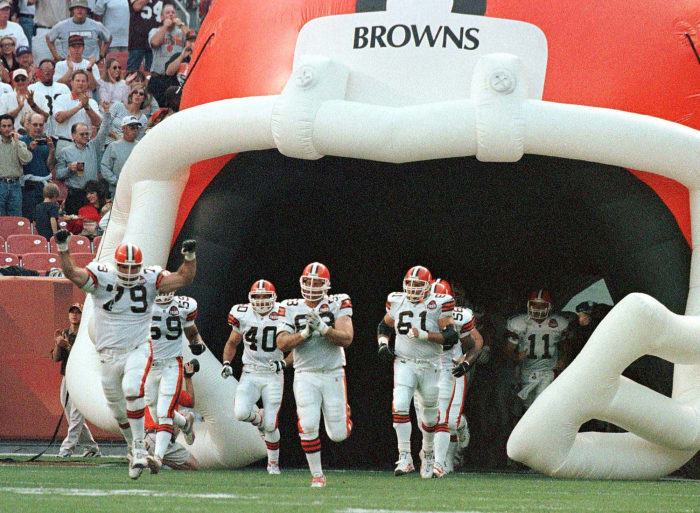 1999 Cleveland Browns