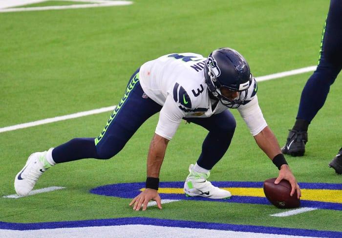 Wilson-reliant Seahawks suddenly stumbling