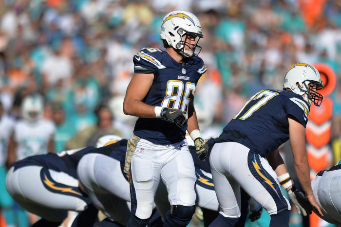Los Angeles Chargers' worst look: 2007-18 home
