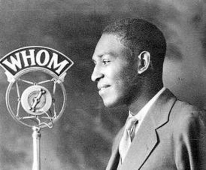 """1929: First Black Sportscaster: Sherman """"Jocko"""" Maxwell"""