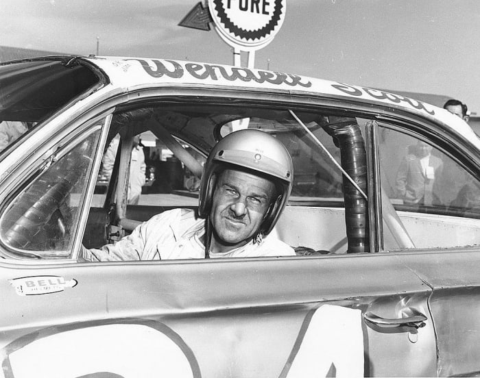 1963: First Black Driver to win NASCAR event: Wendell Scott