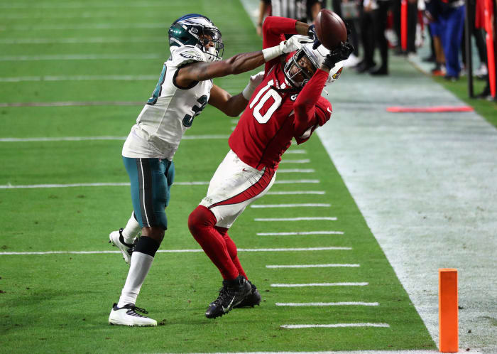 Hopkins keeps vengeance season on track for playoffs