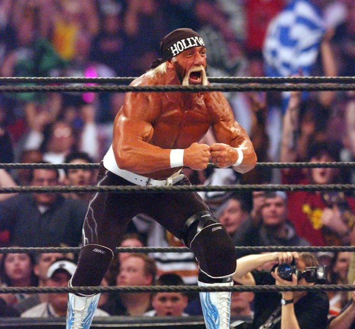The 35 best performers in WrestleMania history