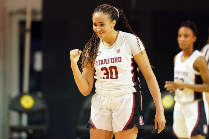 Haley Jones, Stanford, Sophomore