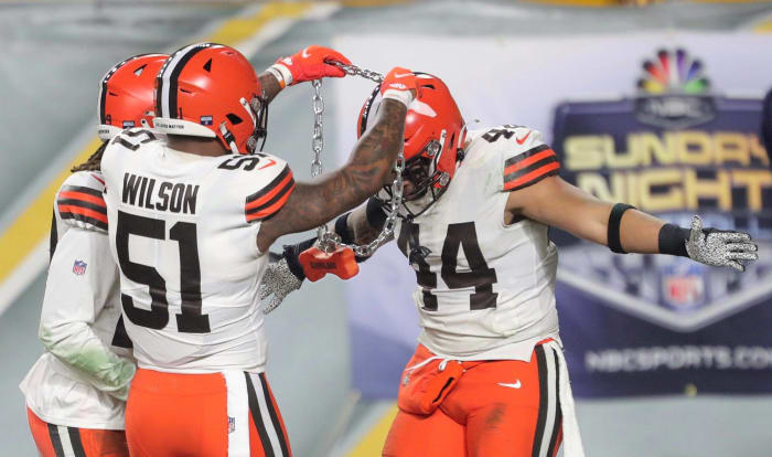 Cleveland: Will the Browns fix their defense?