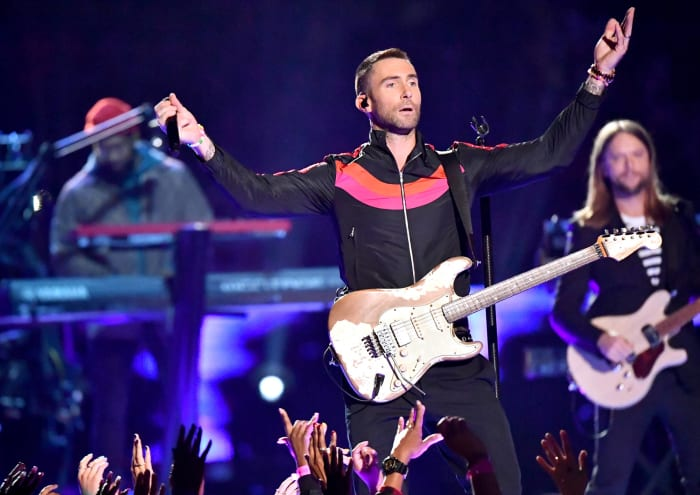 Super Bowl LIII halftime show - Maroon 5
