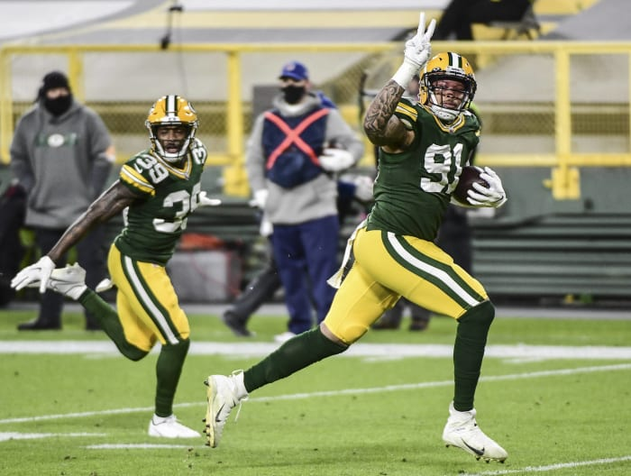Second-best Packer Smith finally resurfaces